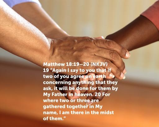 Considering Context – Matthew 18:19-20