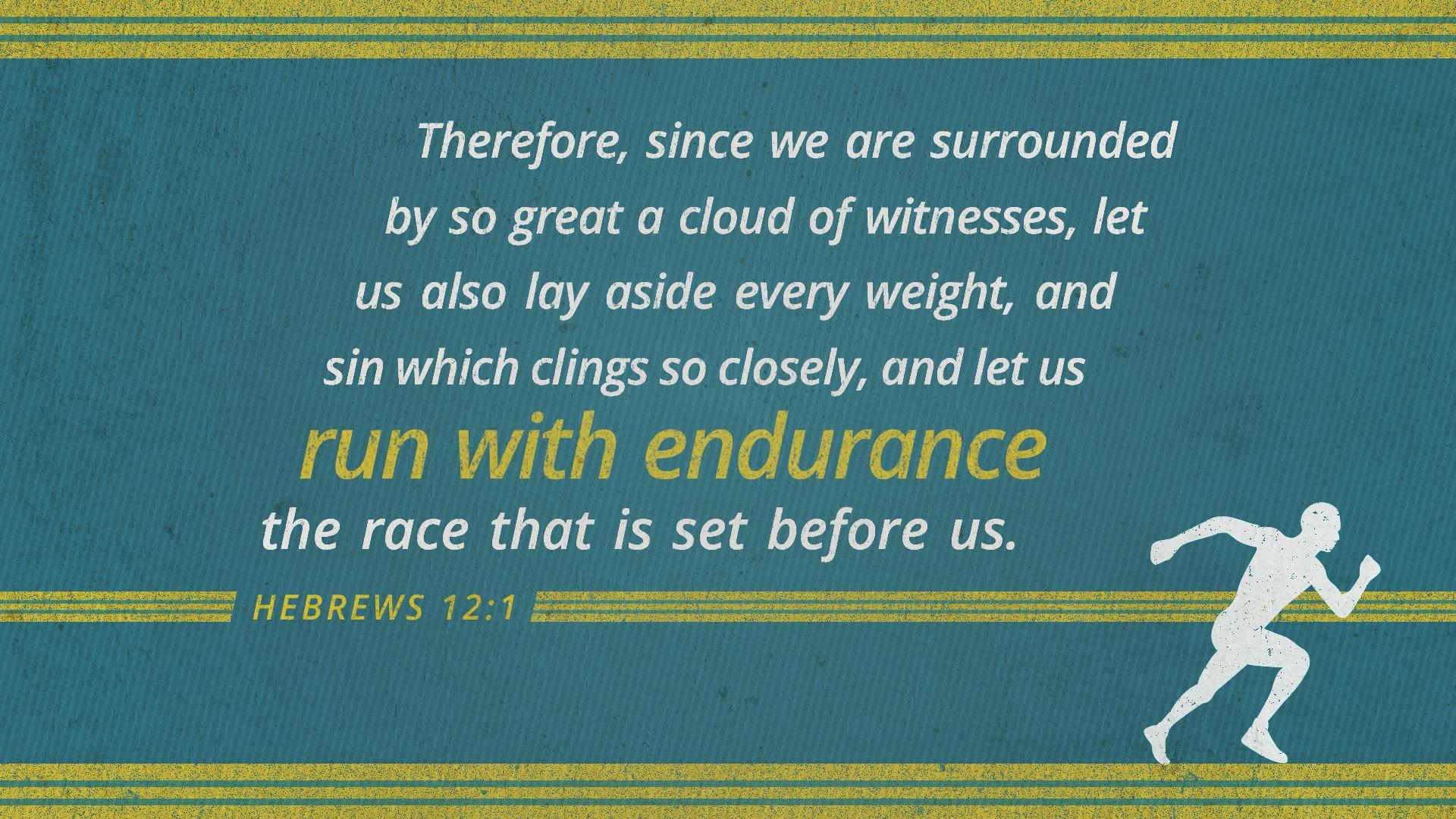 Diagram Devotional (Hebrews 12:1-2)